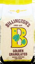 Billingtons Organic Golden Granulated 500g