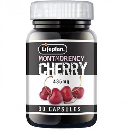 Lifeplan Montmorency Cherry 435mg 30 Capsules