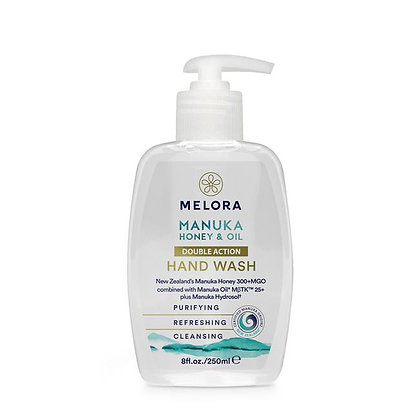 Melora Manuka Honey & Oil Double Action Hand Wash