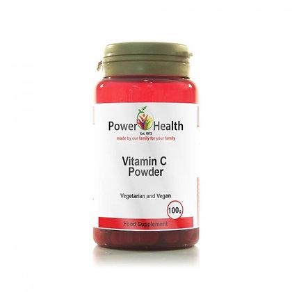 Power Health Vitamin C Powder Drink Mix 100g