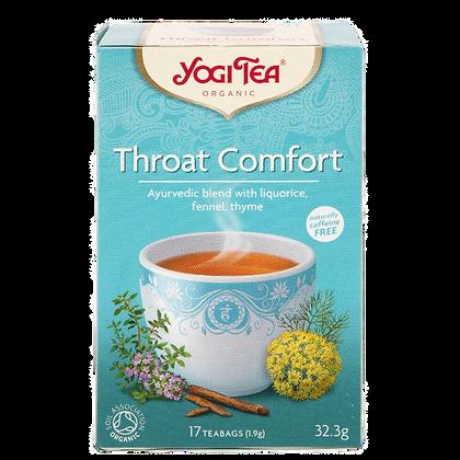 Yogi Tea Throat Comfort Organic 17 Tea Bags