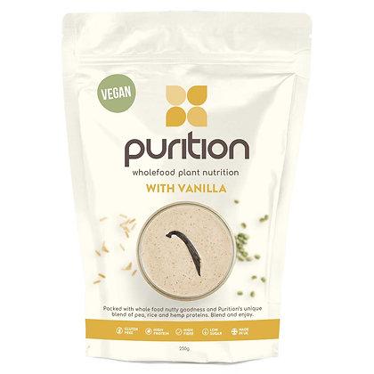 Purition Wholefood Nutrition Vanilla
