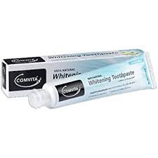 Comvita Natural Stain Removal Whitening Toothpaste (Citrus Mint Flavour) 100g