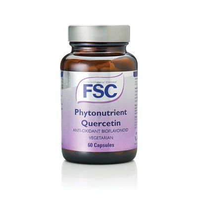 FSC Phytonutrient Quercetin 60 Capsules 200mg