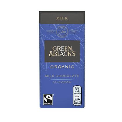 G&B's Organic Milk 35g Bar