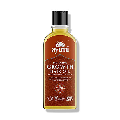 Ayumi Bio Active Growth Hair Oil 150ml