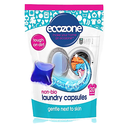 Ecozone Non Bio Laundry Capsules 20 Washes
