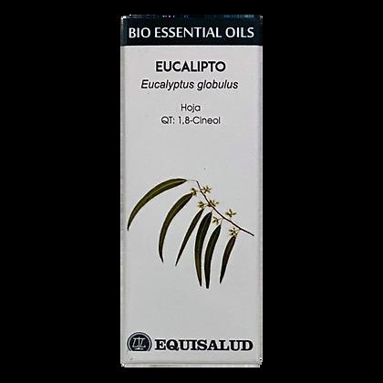 Equisalud Organic Eucalyptus Bio Essential Oil 10ml