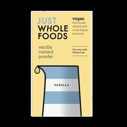 Just Wholefoods Vanilla Custard Powder 100g