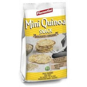 Fiorentini Organic Mini Quinoa Snack 50g