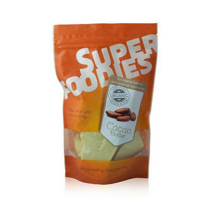 Superfoodies Organic Cacao Butter 100g