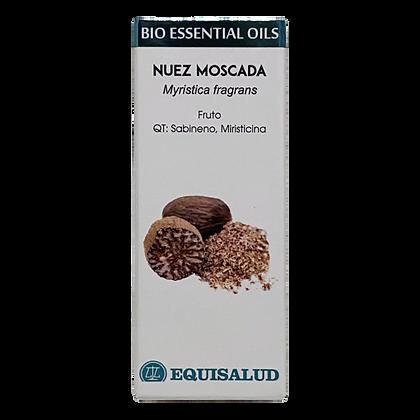 Equisalud Organic Nutmeg Bio Essential Oil 10ml