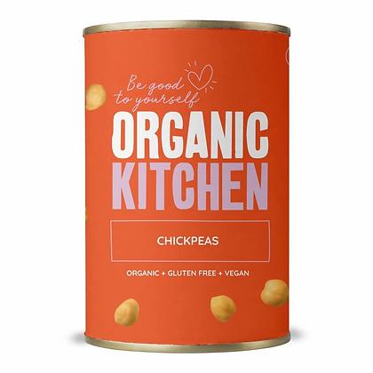 Organic Kitchen Organic Chickpeas 400g