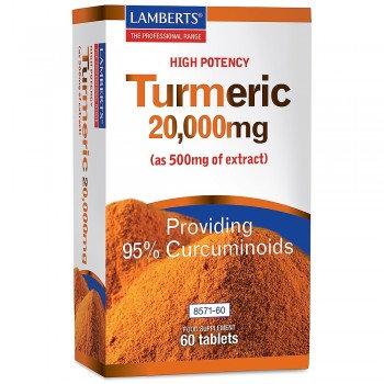 Lamberts Turmeric 60 Tablets