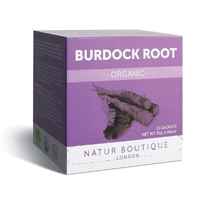 Natur Boutique Organic Burdock Root Tea 20 Tea Bags
