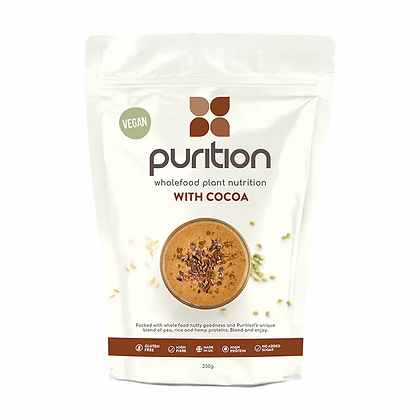 Purition Wholefood Nutrition Cocoa