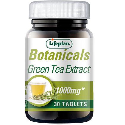 Lifeplan Green Tea Extract 30 Tablets