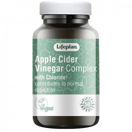 Lifeplan Apple Cider Vinegar Complex 50 Capsules