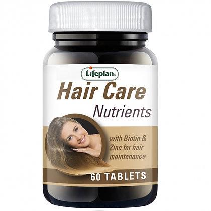 Lifeplan Hair Care Nutrients 60 Tablets