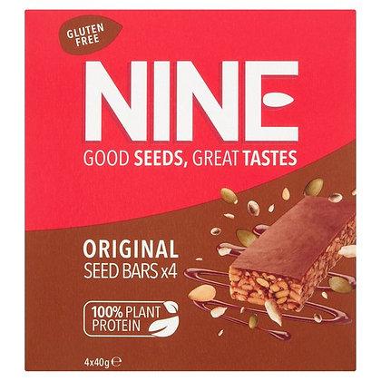 Nine Original Pack of 4 Seed Bars