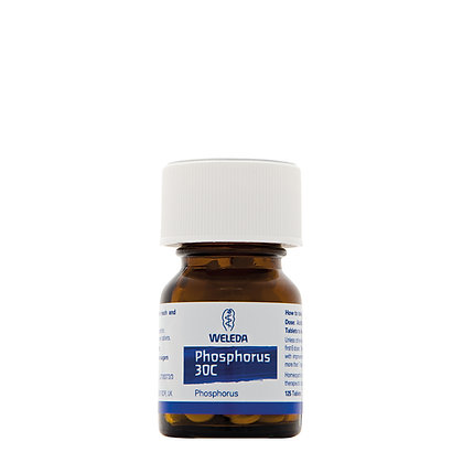 Weleda Phosphorus 30C 125 Tablets