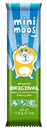 Mini Moos Organic Original Chocolate Bar