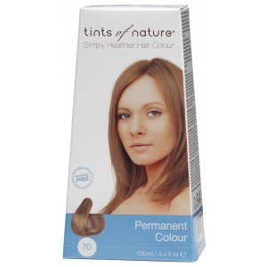 Tints of Nature Medium Golden Blonde 7D Permanent Colour 130ml