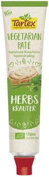 Tartex Organic Vegetarian Spread with Herbs, 200 g