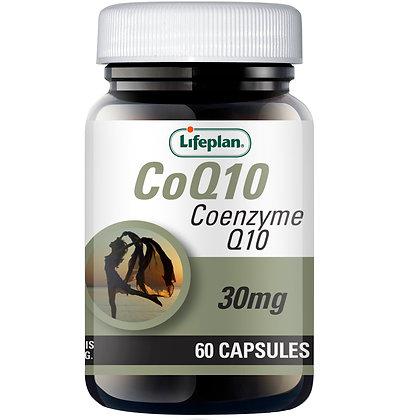 Lifeplan COQ10 30mg60 Capsules