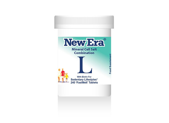 New Era Combination L 240 Tablets