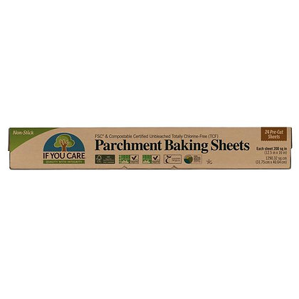 If You Buy Parchment Baking Sheets