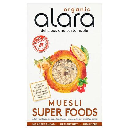 Alara Superfoods Muesli 500g