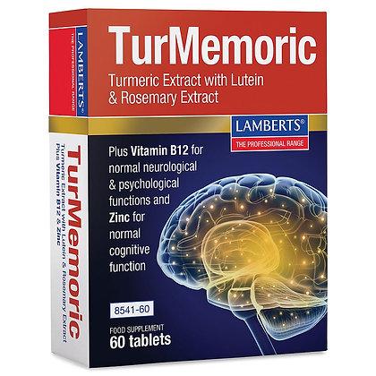 Lamberts TurMemoric 60 Tablets
