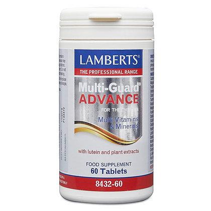 Lamberts Multi-Guard Advance 60 Tablets