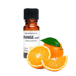 Amphora Aromatics Orange (Sweet) Oil 10ml
