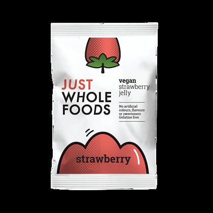 Just Wholefoods Vegan Strawberry Jelly 85g