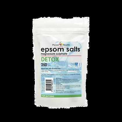 Power Health Epsom Salts Detox 250g