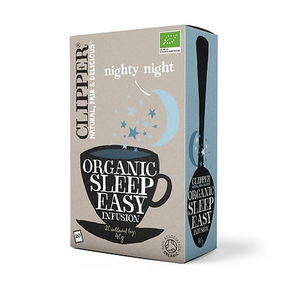 Clipper Organic Sleep Easy Infusion 20 Tea bags