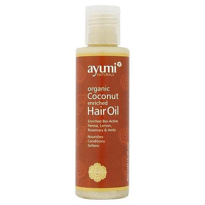 Ayumi Coconut Enriched Hair Oil 150ml