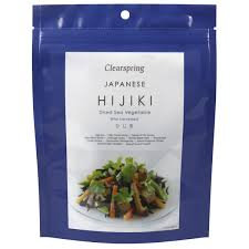 Clearspring Japanese Hijiki Dried Sea Vegetable