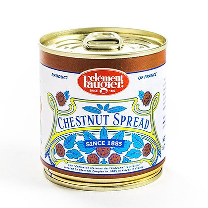 Clement Faugier Chestnut Spread 250g