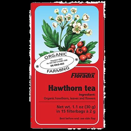 Salus House Organic Hawthorn Herb 15 Tea Bags