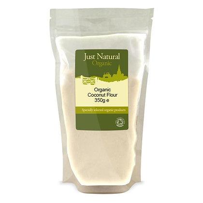 Just Natural Organic Coconut Flour 350g