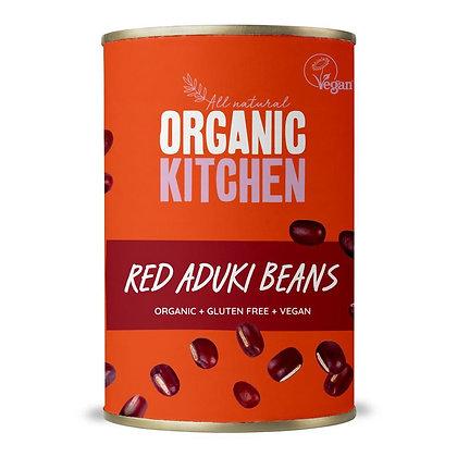 Organic Kitchen Organic Aduki Beans 400g