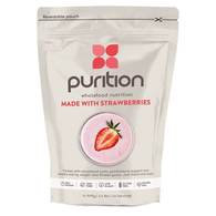 Purition Wholefood Nutrition Strawberries