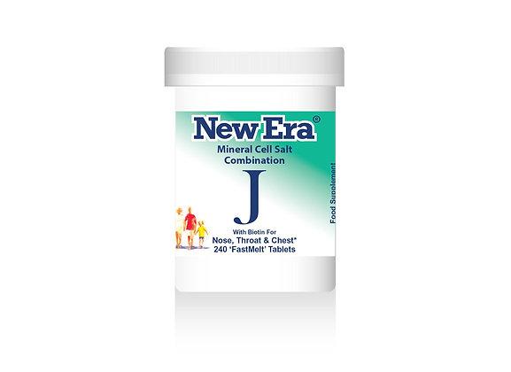 New Era Combination J 240 Tablets