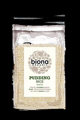 Biona Organic Pudding Rice 500g