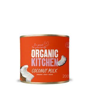 Organic Kitchen Organic Coconut Milk 400ml