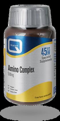Quest Amino Complex 500mg 45 Tablets
