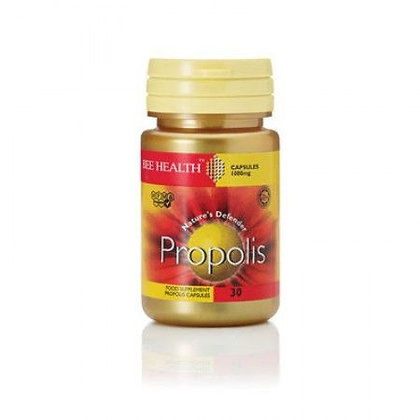 Bee Health Propolis 1000mg 30 Capsules